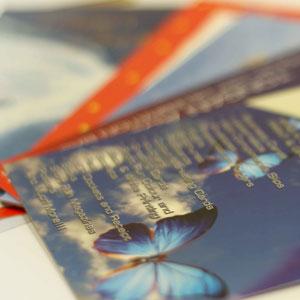 Custom made postcards australia